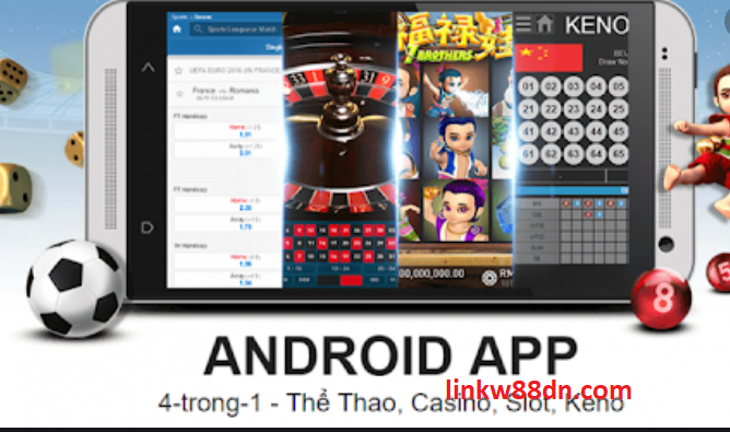 tai ung dung w88 cho android